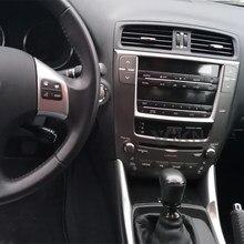 Para Lexus IS250 IS300 IS200 IS220 IS350 2005 2006 2007 2008 2009 2010 2011 2012 android car radio player multimídia autoradio