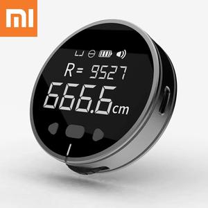 Image 1 - Xiaomi Duka mini Q electronic ruler Rangefinder USB Charging High Precision Measurement Electronic ruler for irregular objects