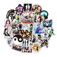 Sticker Prop-Accessories Hunter-X-Hunter Cosplay Anime Decal Collect Waterproof Cartoon
