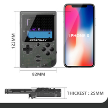 Mini Pocket Handheld Game Player Video Game Console 8 Bit Retro Built-in 181 Classic Games Best Gift for Child Nostalgic Player все цены