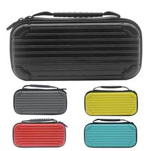 Жесткий чехол EVA для переноски, защитный чехол для NS Switch Lite, чехол для игровой консоли, сумка, чехол для переноски, игровой аксессуар