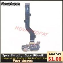 Novaphopat Original For ZTE Axon 7 mini B2017 USB Dock Charger Charging Port Main board Connect