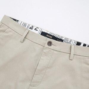 Image 5 - Semir 2019 primavera inverno novas calças casuais dos homens de algodão fino ajuste chinos moda calças masculinas marca roupas plus size negócios