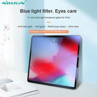 IPad Pro 11/ 10.2 /Pro 12.9/Pro 10.5 V + Anti Glare 블루 라이트 강화 유리 (표면 프로 7 용) 용 NILLKIN 화면 보호기