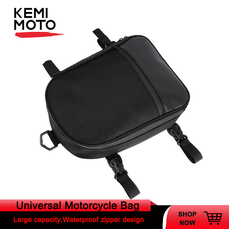 Motorcycle Bag Tail Pack Seat Bags Top Case Motorbike Luggage Shoulder Bag Backpack For Tmax For Honda For Kawasaki For BMW