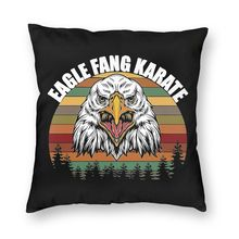 Cushions Pillow-Case Sofa Square Home-Decor for Cobra/Kai/Karate/.. Eagle Fang