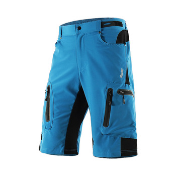 Outdoor Casual Hiking Shorts off-Road Mountain Bike Industry Riding Breathable Wicking Short Long Shorts