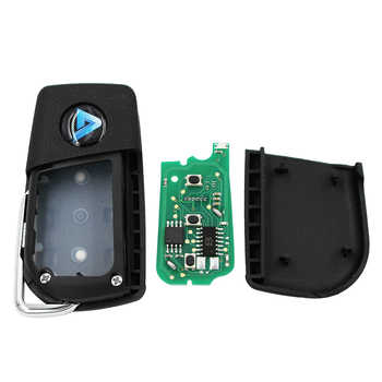 5PCS/LOT, KEYDIY B13-2+1 KD900/KD900+/URG200 KD-X2 Key Programmer B Series KD MINI Remote Control
