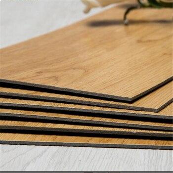 Self-adhesive floor leather bedroom PVC floor stickers floor glue thick waterproof and wear-resistant plastic floor stickers