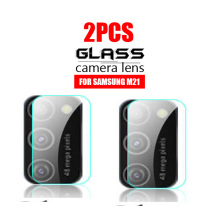 2PCS M21 Back Camera Lens Protective Glass on For Samsung Galaxy M21 Tempered Glass M215F  lens screen Protective Film