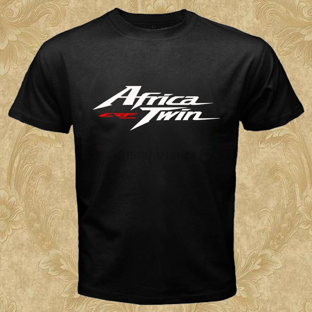 New T-Shirt Japan Motorcycle Motorbike Hon Africa Twin Crf 1000 L Crf1000 Adventure 2019 Cotton Casual Top Tee Printed Tops Tee