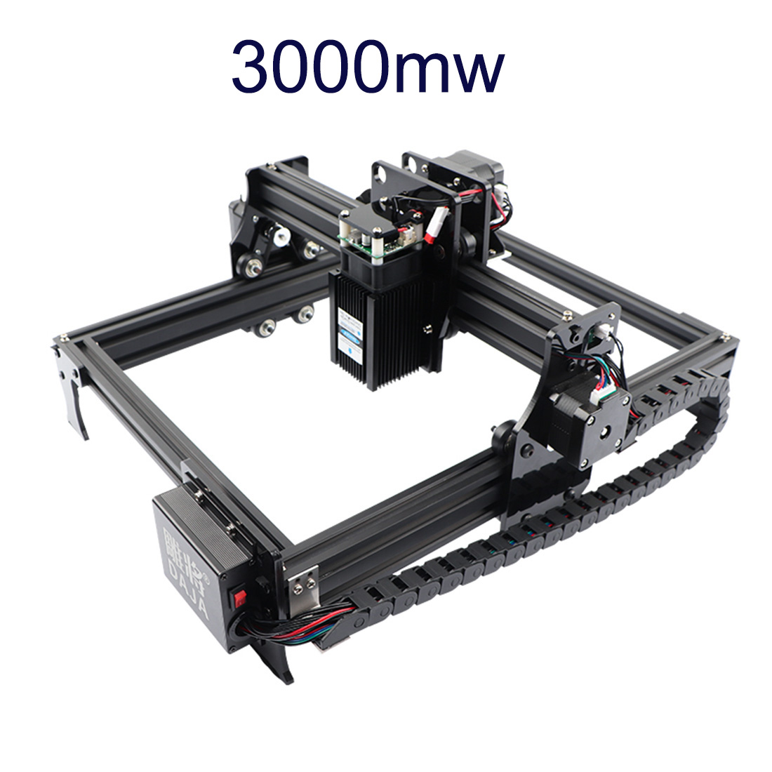 A3 3000mw 4500mw 7000mw DIY Laser Engraving Machine Mini Engraver Cutting Machine With WIFI Xmas Gift- US Plug/EU Plug/UK Plug