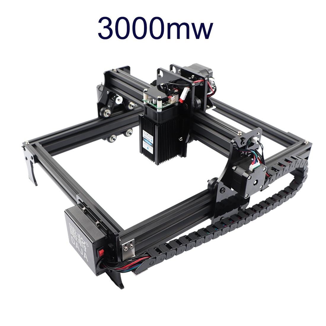 A3 3000mw 4500mw 7000mw DIY Laser Engraving Machine Mini Engraver Cutting Machine With WIFI Xmas Gift- US Plug/EU Plug/UK Plug