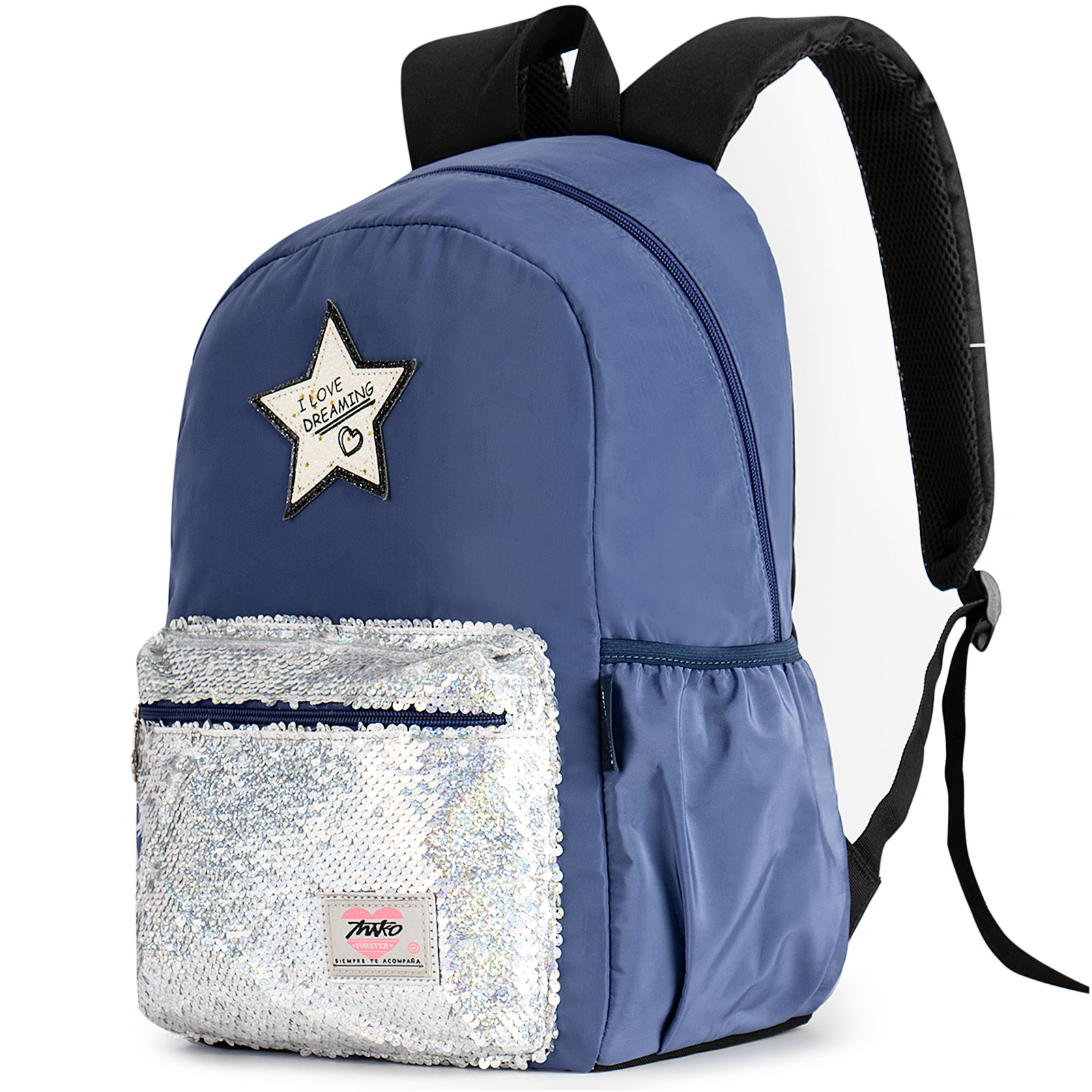 Agatsuma Zenitsu Backpack Waterproof Travel Durable Black Laptop Bag for Women and Men Multifunction Backpacks