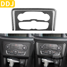 Cover-Sticker Charger Car-Accessories Button-Frame Interior for Dodge LD 3D Decal Overlay