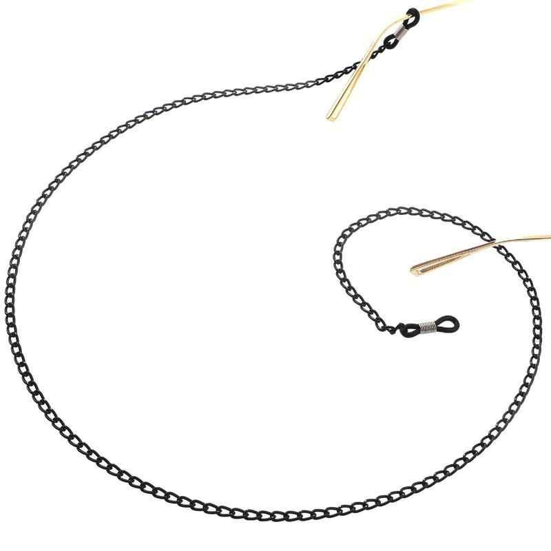최신 패션 금속 선글라스 안경 체인 조정 가능한 끝 안경 홀더 리테이너 스트랩