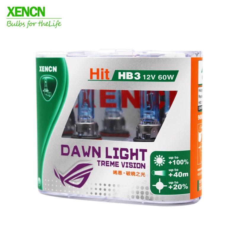 XENCN HB3 9005 12V 60W 3800K Super Bright Δεύτερη γενιά - Φώτα αυτοκινήτων - Φωτογραφία 1