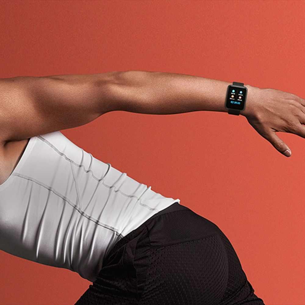 COLMI Sport3 スマート腕時計フィットネスブレスレットトラッカー時計スマートウォッチ手首バンド Pulseira Inteligente ためスポーツ女性/男性