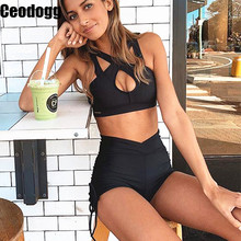 Larger Pad Women Yoga Set Sportswear Ensemble Gym Wear Running Clothing Fitness Sports Bra Shorts Leggings Outfit Tracksuit 22cm