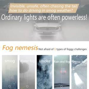 Image 3 - OSRAM Fog Breaker 9006 HB4 Super Yellow Car Head Light Lamp Fog Bulb +60% Light +200%   12V 51W 2600K 9006FBR (Twin)