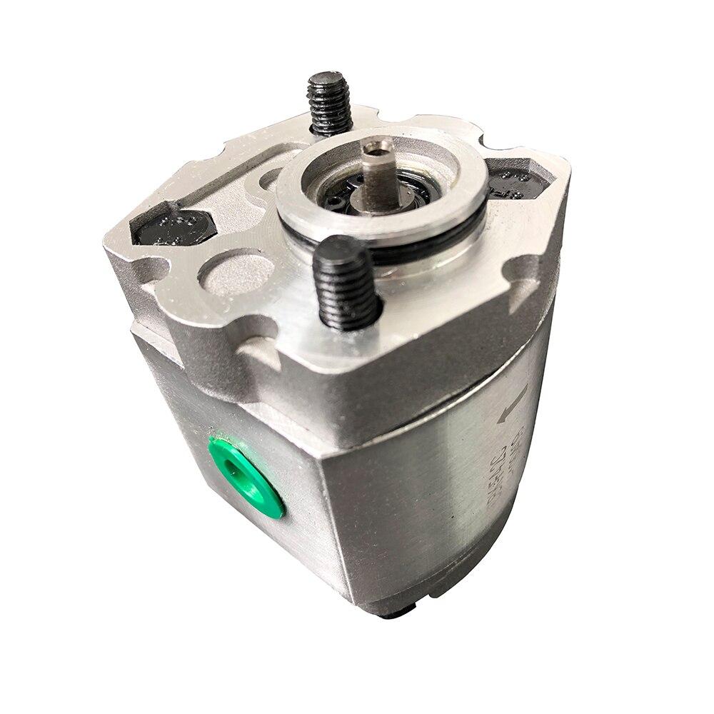 CBK Oil Pump  CBK-F3.3C CBK-F3.7C F4.0C F4.2C F4.8C F5.3C Lift Platform Pump Forlift Pressure Side In Side Out Rotation:CW