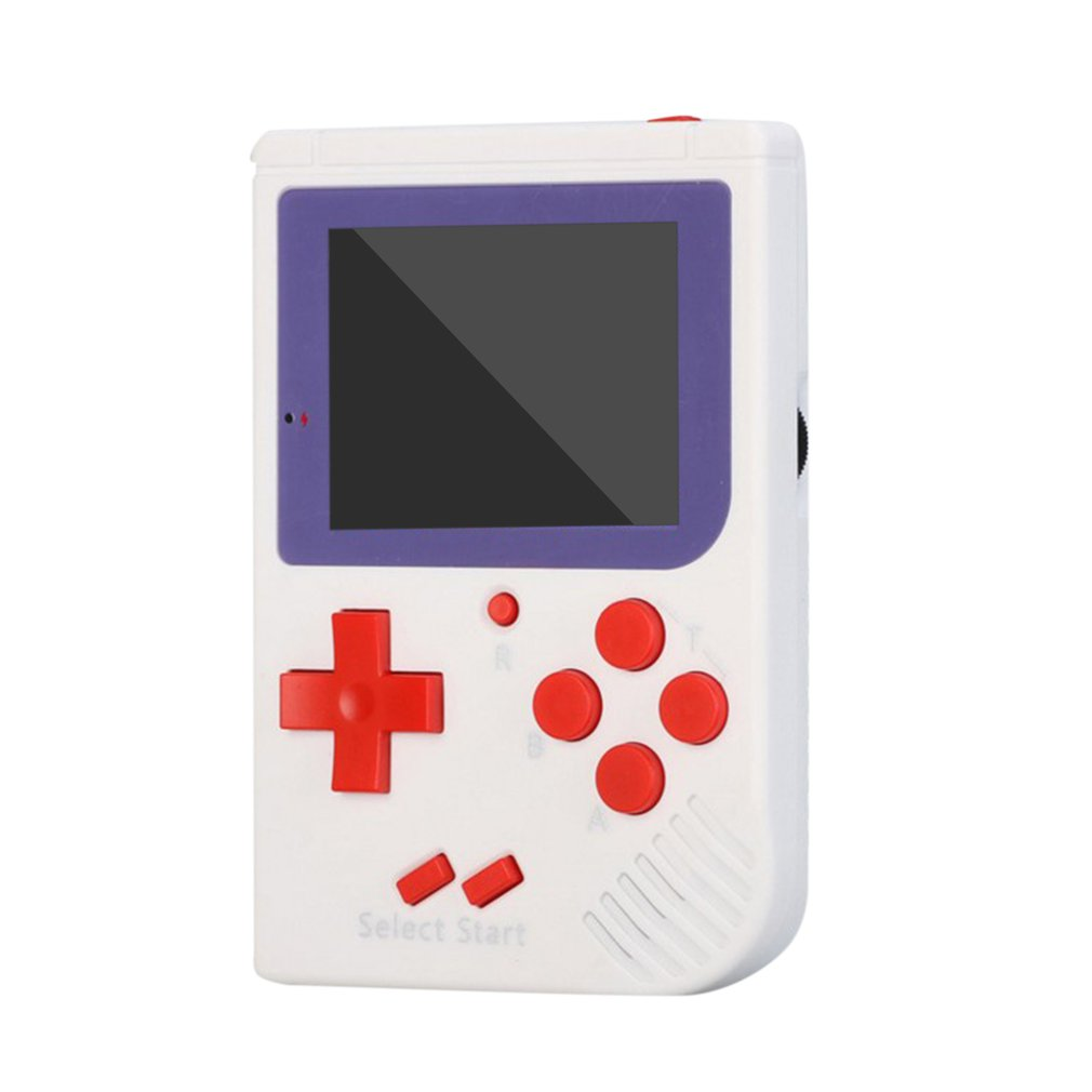 Handheld Game Console Video Game 8 Bit Retro Mini Pocket Built-in 129 Classic Games for Child Nostalgic Player