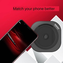For xiaomi9 xiaomi MIX3 MIX 2S QI tablet wireless fast charge 10W mobile phone cooling desktop charger refuse char