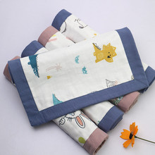 Pillow-Case Muslin Cushions Toddler Child Crib Beathable Kids Cotton