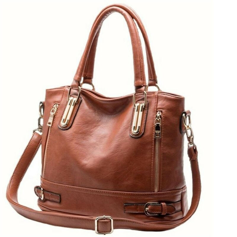 2019 Fashion Women Bag Handbag Shoulder Tote Satchel Ladies Retro Messenger Crossbody