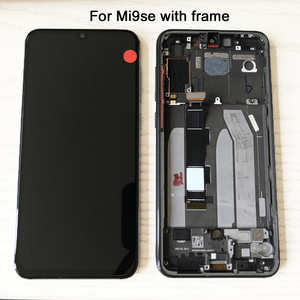 Image 5 - Amoled For Xiaomi Mi 9 LCD MI9 Display Digitizer Assembly Touch Screen M1903F Replacement For Xiaomi Mi9SE LCD Mi 9 Mi9 SE