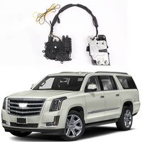 For Cadillac escalade esv Electric suction door Automobile refitted automatic locks Car accessories Intelligence Suction door