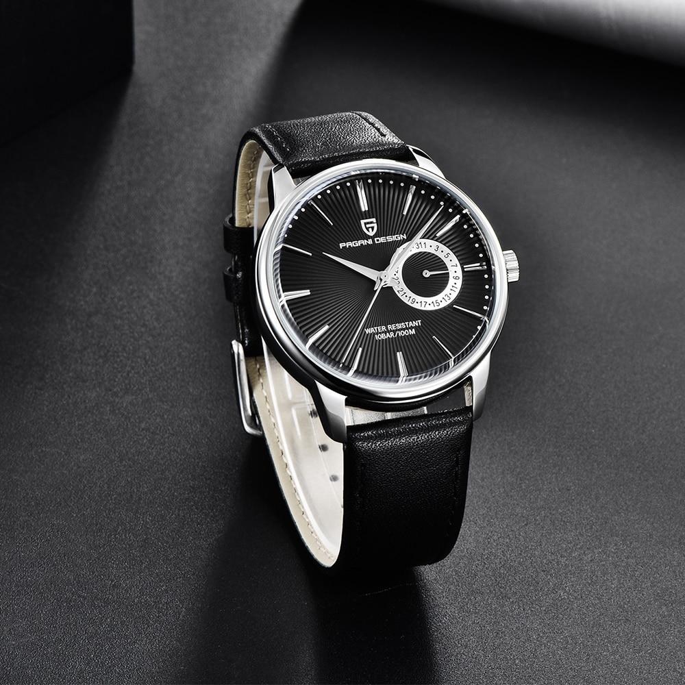 PAGANI DESIGN Brand Fashion Casual Sports Watch Men Military Watch relogio masculino Men Watch Luxury Waterproof Quartz Watch 4