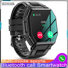 2021 New S9 Smart Watch Bluetooth Call Mens Full Touch Sports Fitness Tracker Blood Pressure Heart Rate Smartwatch Music Control