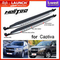 New arrival dla Chevrolet Captiva platforma do wchodzenia boczny krok stóp bar 2008-2020 rok, Top fabryki, wysokiej jakości, darmowa wysyłka do azji