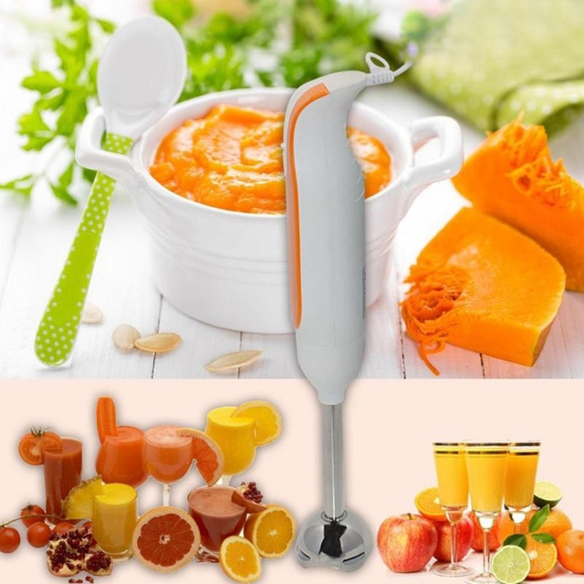 ABRA-Mini Portable Multi-Function Electric Food Mixer Juicer Milkshake Mixer Meat Grinder Egg Beater Kitchen Hand Mixer Eu Plug 3