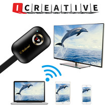 Mirascreen 4K TV Stick G9 Plus 2.4G/5G Miracast Wireless DLNA AirPlay HDMI Display Mirror Receiver TV Dongle For IOS Android