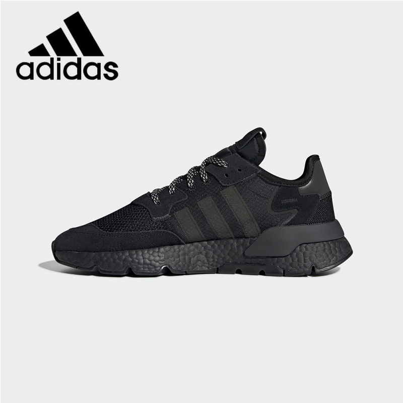 Official Authentic <font><b>Adidas</b></font> <font><b>Originals</b></font> Nite Jogger Men's and Women's <font><b>Running</b></font> <font><b>Shoes</b></font> Sneakers Breathable Shock Absorbing BD7954 image