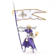 Figma 366 Fate/Grand Order Ruler Jeanne DArc PVC Action Figure Collectible FGO Figurine Toy