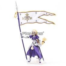 Figma 366 kader/Grand sipariş cetvel Jeanne DArc PVC Action Figure koleksiyon FGO heykelcik oyuncak