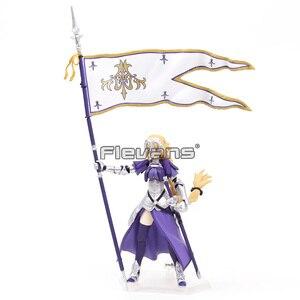 Image 1 - Figma 366 kader/Grand sipariş cetvel Jeanne DArc PVC Action Figure koleksiyon FGO heykelcik oyuncak
