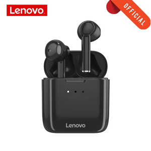Original Lenovo QT83 TWS Wireless Bluetooth Headphones With Noise Cancelling HD Call Earbuds Touch Control Stereo bass Headset