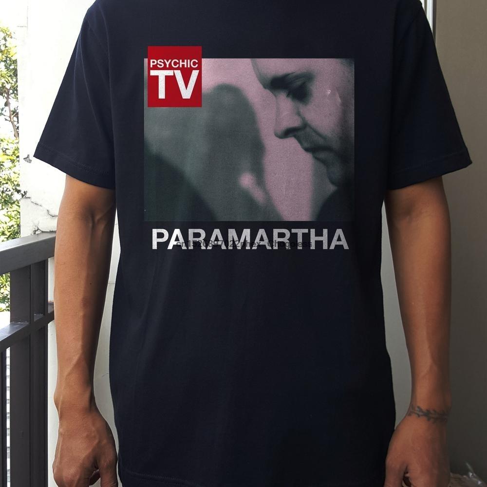 Экстрактная ТВ-футболка парамгарта