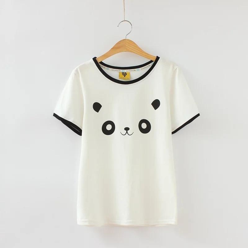 Womens Tee Shirts 2018 New Spring Womens T Shirts Casual Ladies O-Neck Short Sleeve T Shirt Cotton