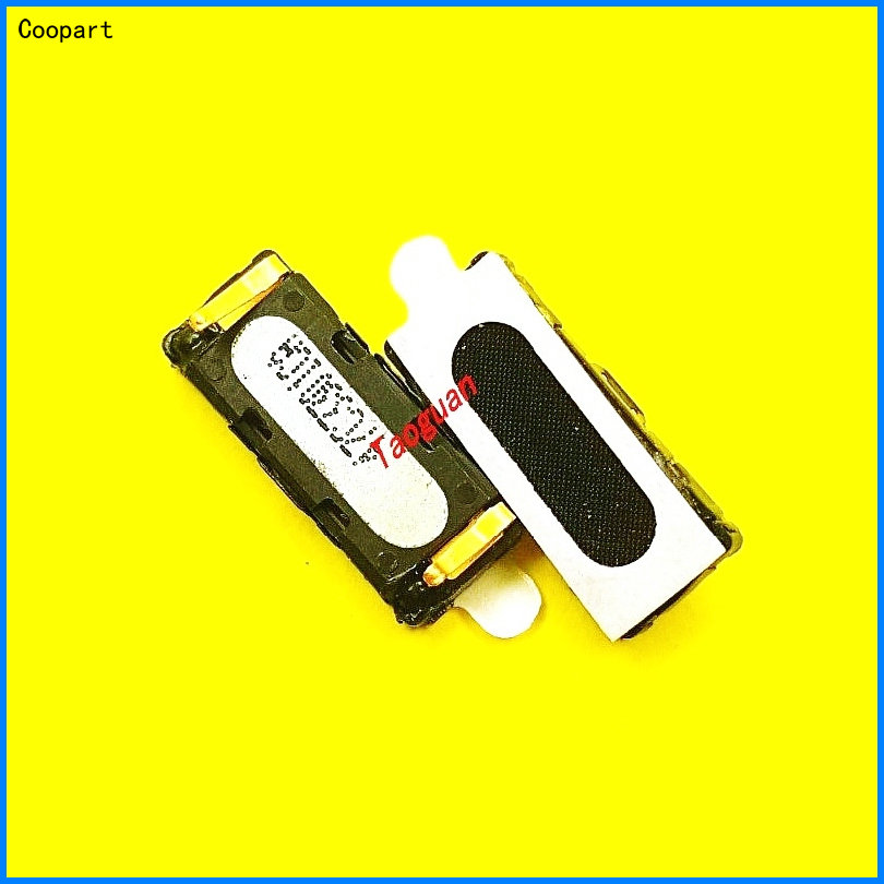 2pcs/lot Coopart New Ear Speaker Receiver Earpiece Replacement For Lenovo P70 P770 A65 A66T A806 859 A288T