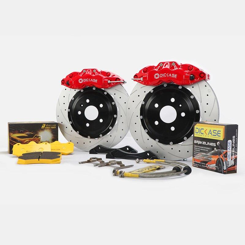 Top quality aviation aluminum DICASE A61 big car brake system for bmw