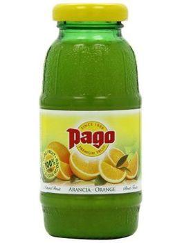 Succo di frutta Pago Orange 12x20cl