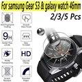 Чехол для Samsung Gear S3 Frontier защитная пленка Защита для Samsung Galaxy Watch 46 закаленное стекло экран Защита от отпечатков пальцев