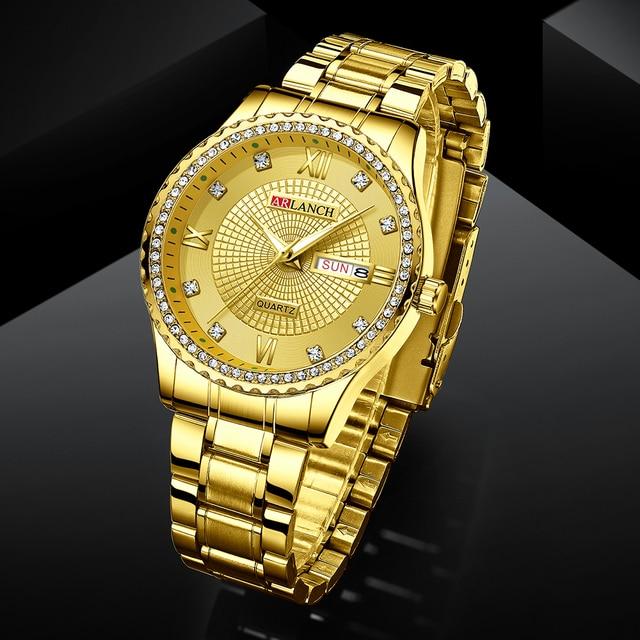 Купить часы наручные мужские кварцевые с бриллиантами модные деловые картинки цена