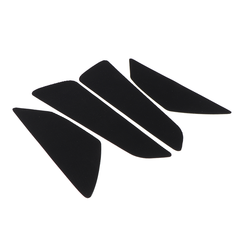Motorcycle Protector Anti Slip Tank Pad Sticker Gas Knee Grip Traction Side Decal- FOR Honda