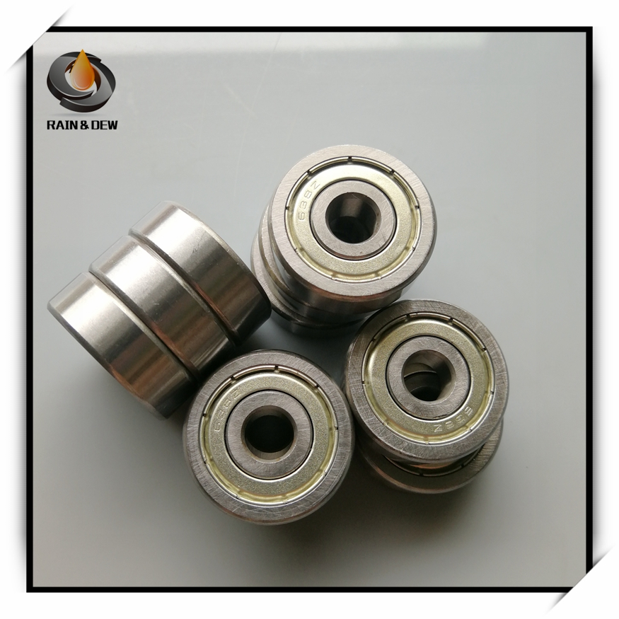 10Pcs 638 638ZZ 638RS 638-2Z 638Z 638-2RS High Quality ABEC-7 Deep Groove Ball Bearings 8 x 28 x 9mm